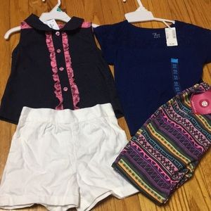 Other - Lot of two new outfits girls size 4t